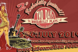TWO DAYS - ROCKABILLY PLAYS