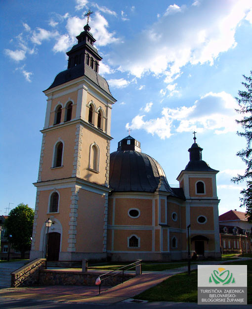 Church of the Holy Trinity Daruvar