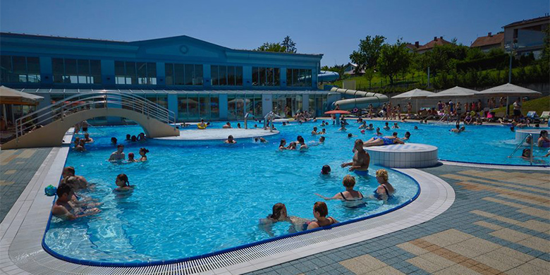 Thermal water park Daruvar