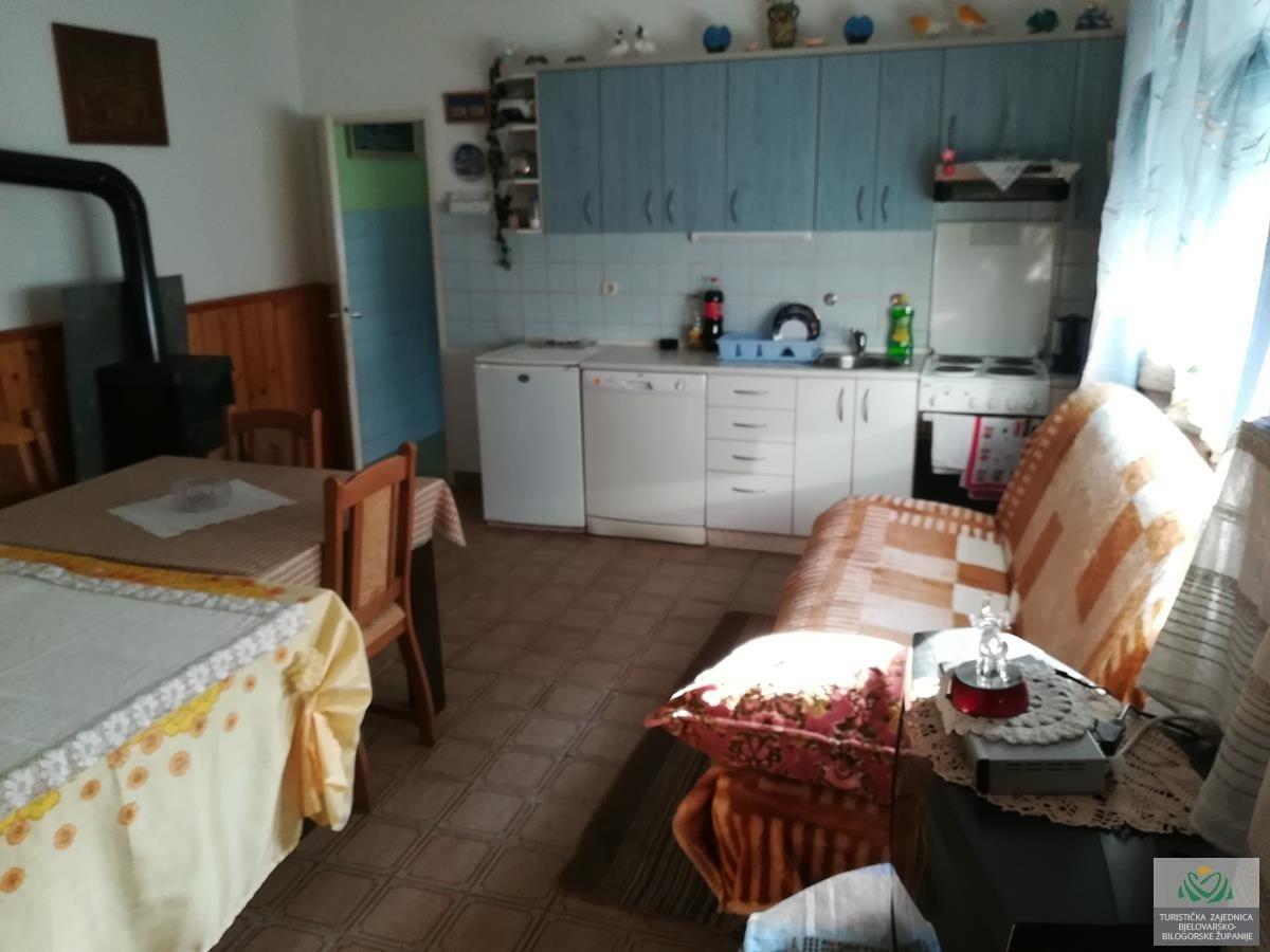 Ruralna kuća za odmor Žužić