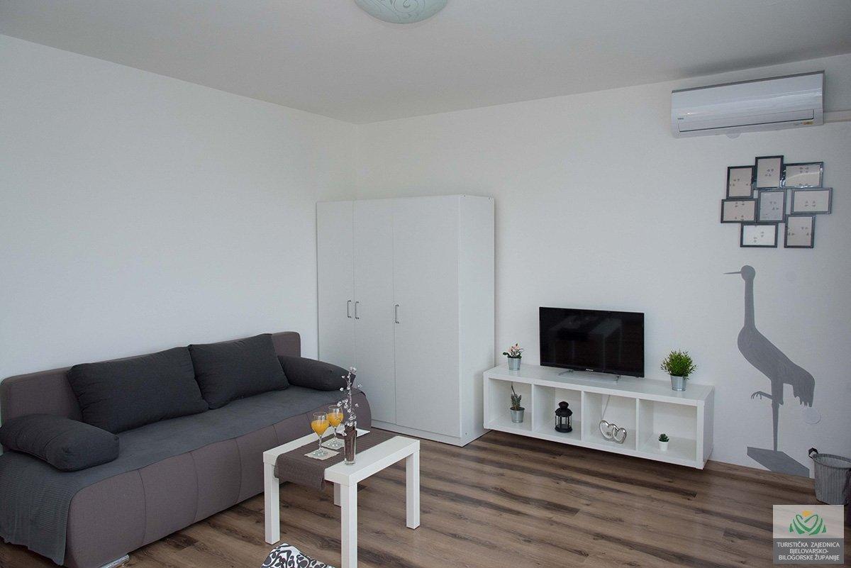 Studio apartman Ždral